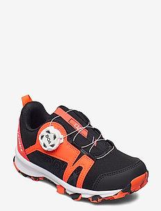 TERREX AGRAVIC BOA K - sneakers - cblack/ftwwht/solred