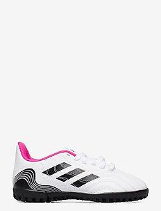 Copa Sense.4 Turf Boots - schuhe - ftwwht/cblack/shopnk
