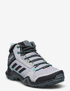 Terrex AX3 Mid GORE-TEX Hiking  W - chaussures de randonnée - halsil/cblack/acimin
