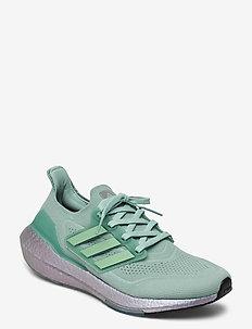 Ultraboost 21 W - sneakers - hazgrn/hazgrn/bluoxi