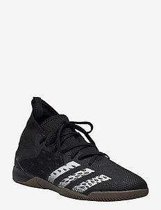 Predator Freak.3 Indoor Boots Q3Q4 21 - buty piłkarskie - cblack/ftwwht/gum5