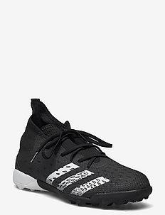 Predator Freak.3 Turf Boots Q3Q4 21 - football boots - cblack/ftwwht/cblack