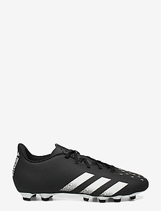 Predator Freak.4 Flexible Ground Boots Q3Q4 21 - football shoes - cblack/ftwwht/cblack