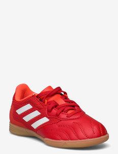 Copa Sense.3 Indoor Sala Boots Q3Q4 21 - sportshoenen - red/ftwwht/solred