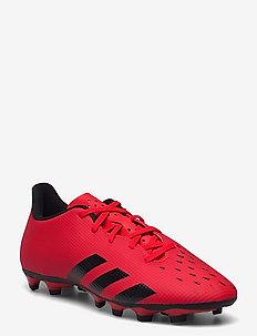 Predator Freak.4 Flexible Ground Boots Q3Q4 21 - buty piłkarskie - red/cblack/red