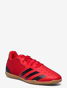 Predator Freak.4 Sala Indoor Boots Q3Q4 21 - buty piłkarskie - red/cblack/solred
