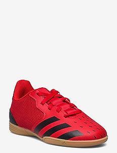 Predator Freak.4 Sala Indoor Boots Q3Q4 21 - sportshoenen - red/cblack/gum3