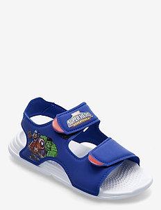 Swim Sandals - flip-flops & badeschuhe - royblu/ftwwht/vivred