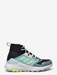 Terrex Trailmaker Mid GORE-TEX  W - hiking shoes - cblack/clemin/acimin