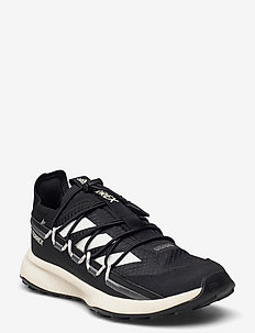 Terrex Voyager 21 Travel  W - running shoes - cblack/cwhite/grefiv