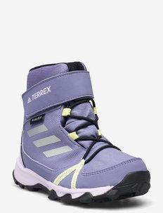 Terrex Snow CF Winter Hiking - wandelschoenen - orbvio/silvmt/prptnt