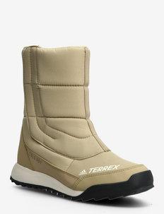 Terrex Choleah COLD.RDY Boots W - buty na wędrówki - beiton/cblack/wonwhi