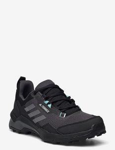 Terrex AX4 Primegreen Hiking  W - buty na wędrówki - cblack/grefou/minton