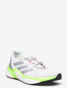 X9000L3  W - buty do biegania - ftwwht/halsil/siggnr