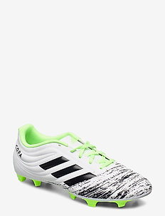 COPA 20.4 FG - voetbalschoenen - ftwwht/cblack/siggnr