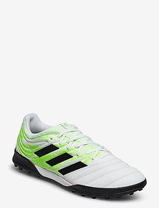 COPA 20.3 TF - buty piłkarskie - ftwwht/cblack/siggnr