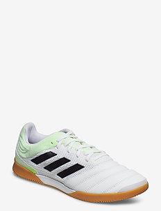COPA 20.3 IN SALA - buty piłkarskie - ftwwht/cblack/siggnr