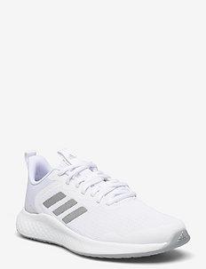 Fluidstreet  W - running shoes - ftwwht/msilve/halsil