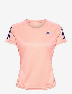 OWN THE RUN TEE - t-shirts - hazcor/royblu