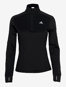 Own the Run 1/2 Zip Warm Sweatshirt W - training jackets - black