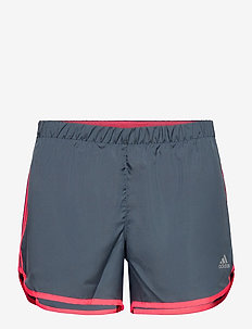 M20 SHORT W - trainings-shorts - legblu/sigpnk