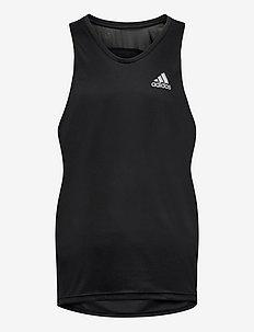 Own the Run Singlet - sporttoppar - black