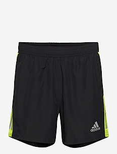 OWN THE RUN SHO - training korte broek - black/siggnr