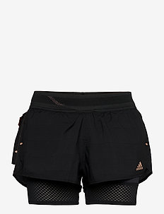 HEAT.RDY SHORT - trainings-shorts - black
