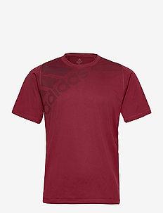 FL_SPR GF BOS - t-shirts - legred