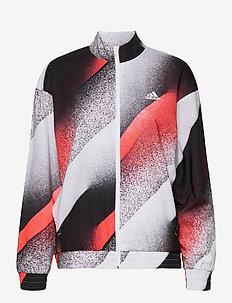 W UC WV TT - training jackets - white/sigpnk/black/bl
