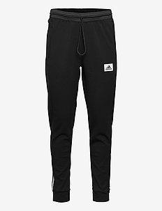 M D2M MOTION PA - pantalons - black/white