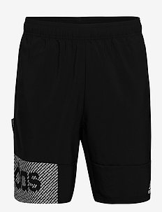 D2M PBLUE SHO B - training shorts - black/white