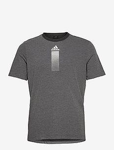 M AT TEE - t-shirts - dgreyh