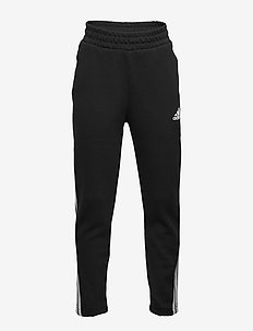 B 3S TAPERED P - jogginghosen - black/white