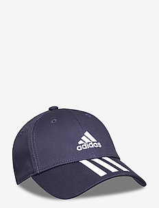 Baseball 3-Stripes Twill Cap - petten - legink/white/white