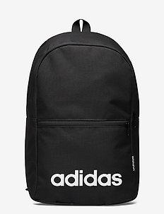 Linear Classic Daily Backpack - trainingstassen - black/black/white