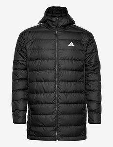 Essentials Down Parka - veste sport - black
