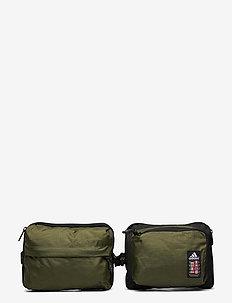 Xplorer Primegreen Waist Bag - heuptassen - black/wilpin