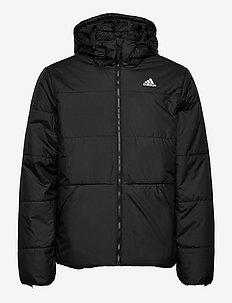 BSC Insulated Hooded Jacket - kurtki turystyczne - black