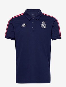 Real Madrid Polo - koszulki polo - dkblue/white