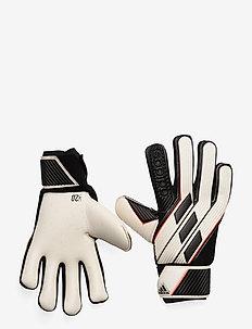 Tiro Pro Goalkeeper Gloves - fotbollsutrustning - white/black
