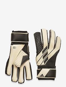 Tiro League Goalkeeper Gloves - fotbollsutrustning - white/black