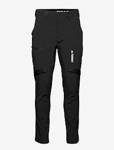 Terrex Zupahike Hiking Pants - outdoorhosen - black