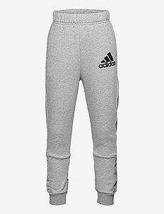 Badge of Sport Pants - jogginghosen - mgreyh/mgsogr/black