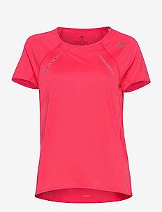 HEAT.RDY TEE W - t-shirts - sigpnk