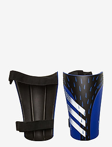 Predator Training Shin Guards - fotbollsutrustning - royblu/black
