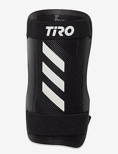 Tiro Training Shin Guards - sprzęt piłkarski - white/black/black