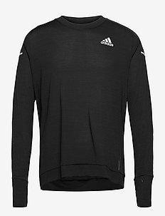 Cooler Long Sleeve Sweatshirt - swetry - black