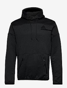 MZNE COLDRDY PO - basic sweatshirts - black
