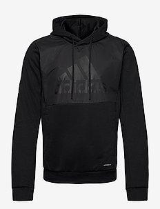 M MH AERO POHD - hoodies - black